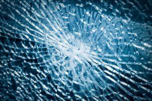 vidrio blindado